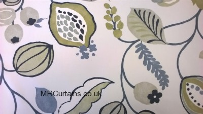 Zest curtain fabric