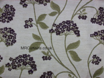 Anise made to measure curtain