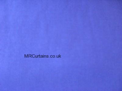 Saxa Blue curtain