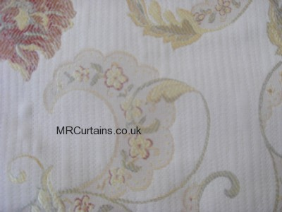 Louis made to measure curtain