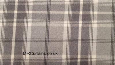 Dove Grey curtain