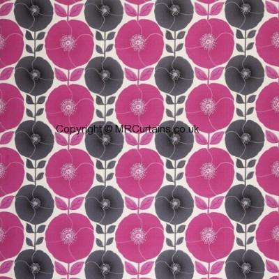 Candyfloss curtain
