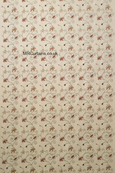 Faux Silk (4010) curtain fabric