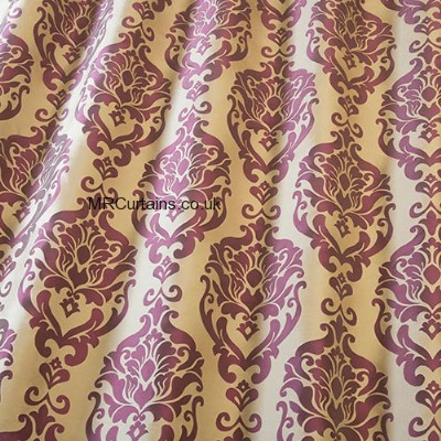 Decadence (5509) made to measure curtain
