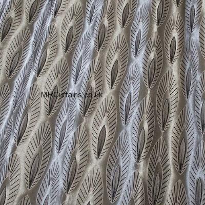 Arrow Leaf curtain fabric