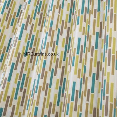 Azari curtain fabric