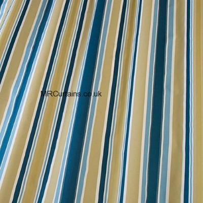 Beach curtain fabric