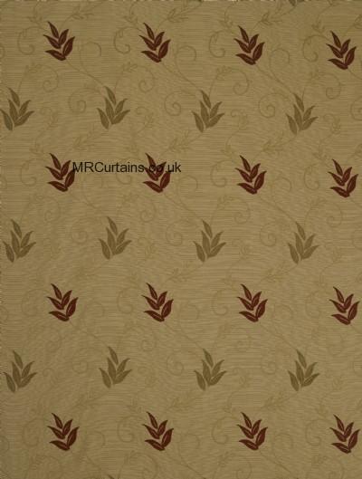 Caramel curtain