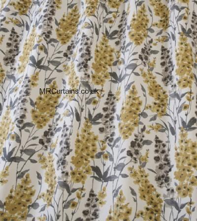 Delphinium cushion cover