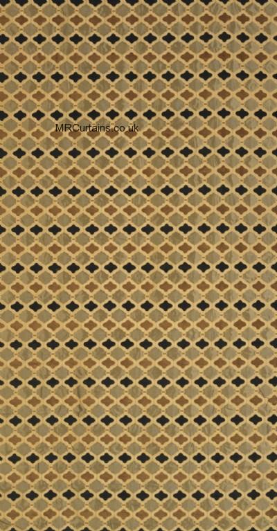 Ebony curtain