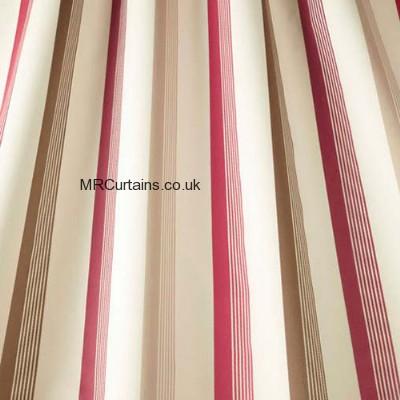 Ruby curtain