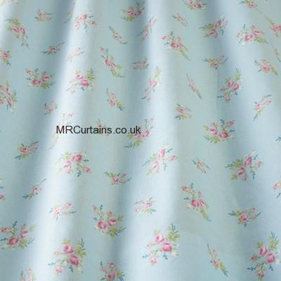 Pastel curtain