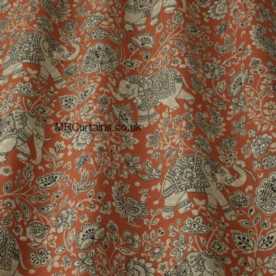Indira curtain fabric