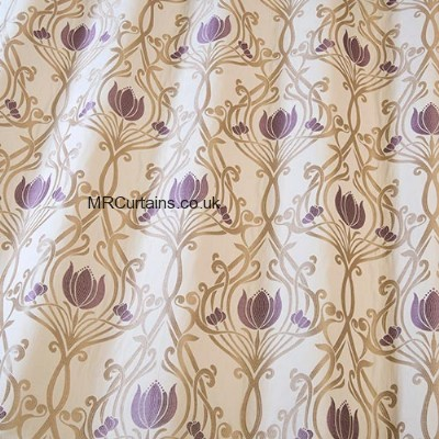 Lalique made to measure curtain