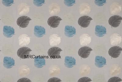 Ultramarine curtain