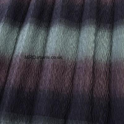 Amethyst curtain