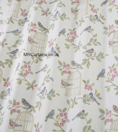 Songbird made to measure curtain
