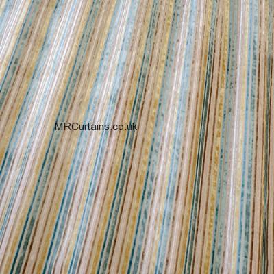 Azure curtain