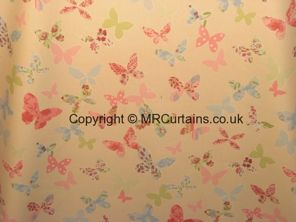 Butterfly by prestigious textiles curtain fabric vintage