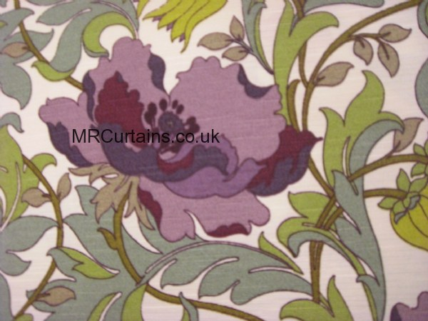 Curtains Ideas art deco curtains : Art Deco by iLiv (Swatch Box) Curtain Fabric | Amethyst £13.99