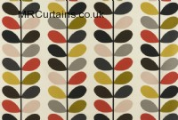 Tomato curtain fabric material