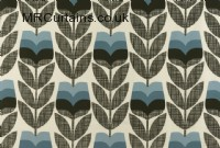 View Curtain Fabric by Ashley Wilde
