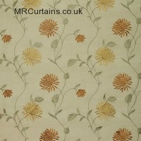 Spice curtain fabric material