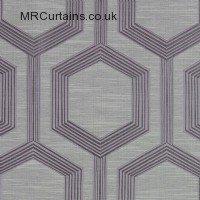 Heather curtain fabric material
