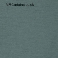 Teal curtain fabric material