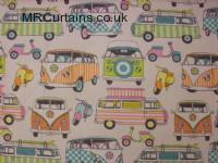 Tooti Frutti curtain fabric material