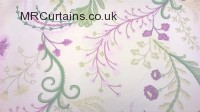 Mauve 05 curtain fabric material