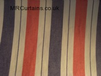 Heritage curtain fabric material
