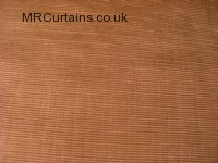 Gold curtain fabric material