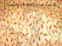Summer curtain fabric material