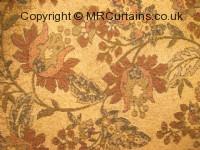 Jewellery curtain fabric