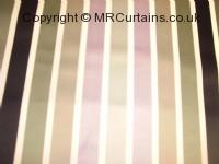 Mist curtain fabric material