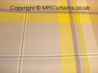 Daffodi curtain fabric material
