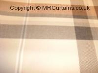 Mushroom curtain fabric material