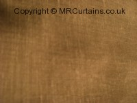 Buff curtain fabric material