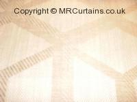 Linen curtain fabric material