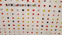 Tutti Frutti curtain fabric material