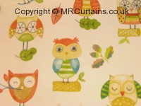 Marmalade curtain fabric material