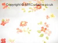 Cornflower curtain fabric material