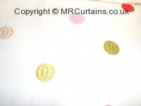 Sandringham curtain fabric