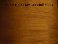 Cinnamon curtain fabric material