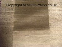 Moss curtain fabric material