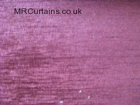 Mulberry curtain fabric material