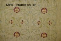 Inca (4615) curtain fabric