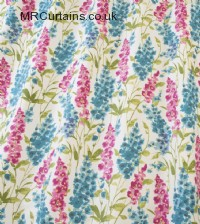 Summer Brights curtain fabric material