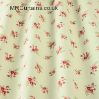 Mint curtain fabric material